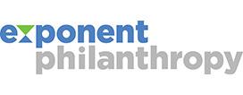 Exponent Philanthropy Logo