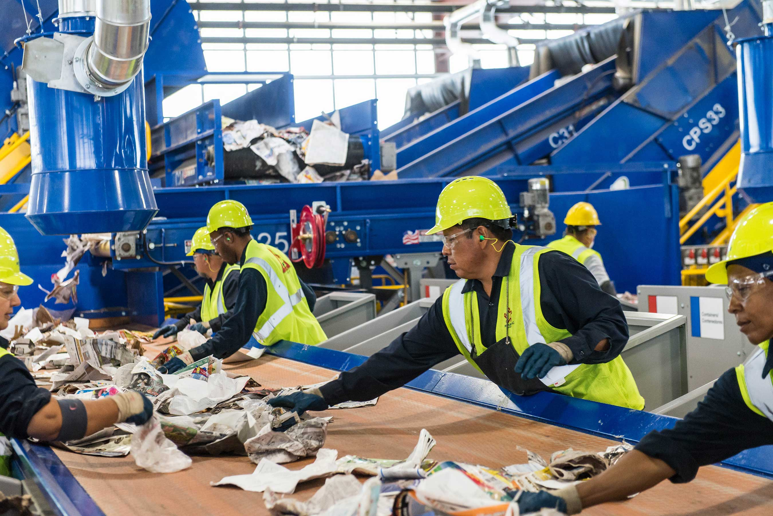 Republic recognizes the responsibility we have to continually innovate our materials management process, and further enable our customers and communities to achieve their sustainability goals.