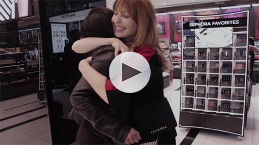 SEPHORA OPENS ITS 400th STORE AND BRINGS ITS TEACH, INSPIRE AND ...