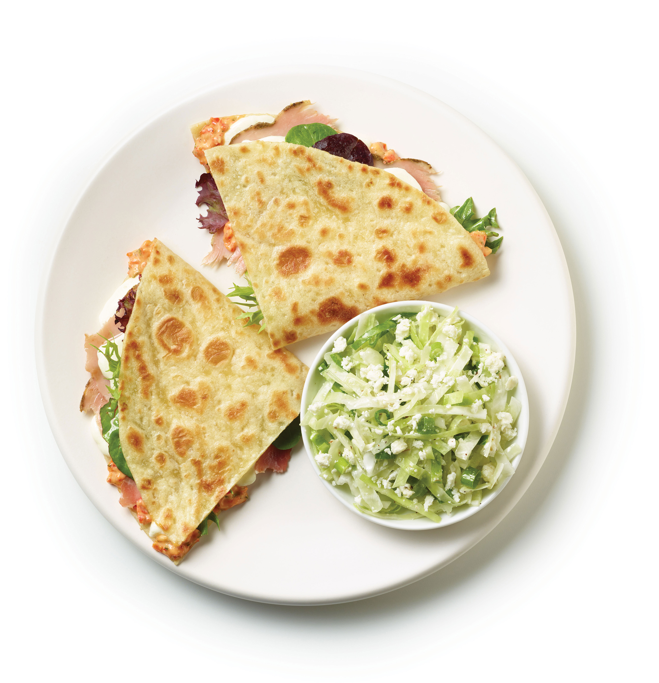 Zoes Kitchen Pizza Piadina