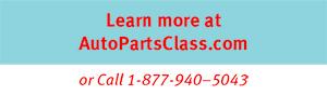 Auto Parts Class logo