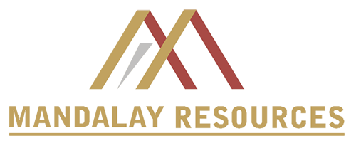 Mandalay Resources Logo