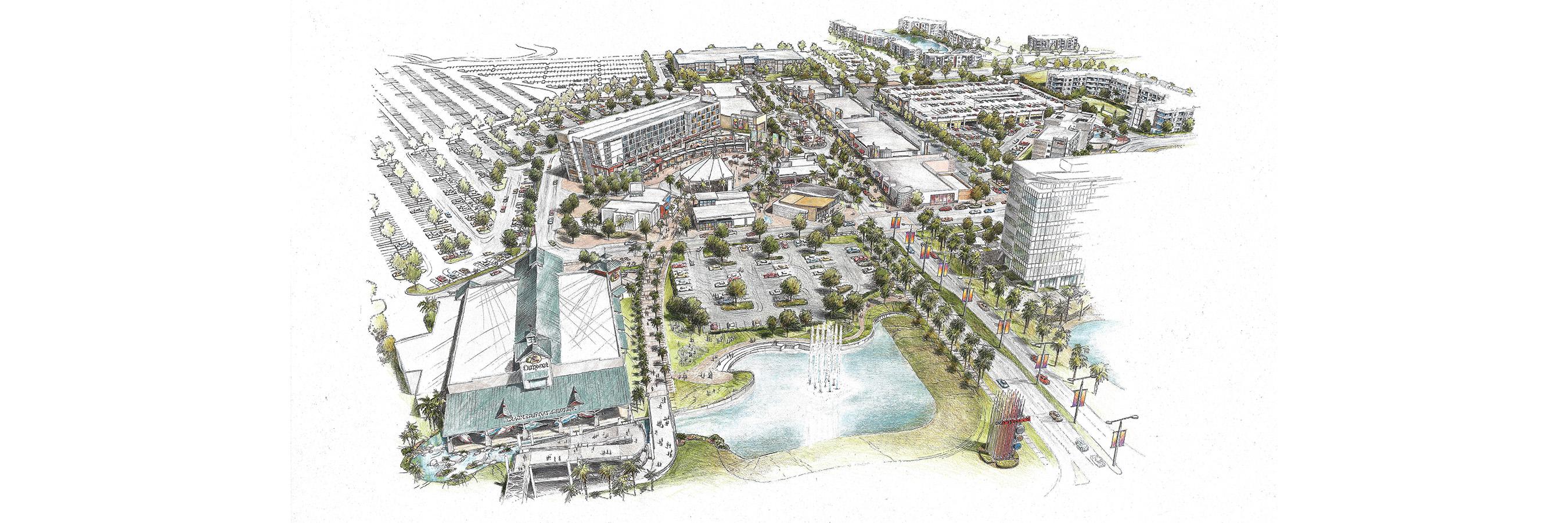 ONE DAYTONA, Daytona Beach's premier retail, dining and entertainment destination
