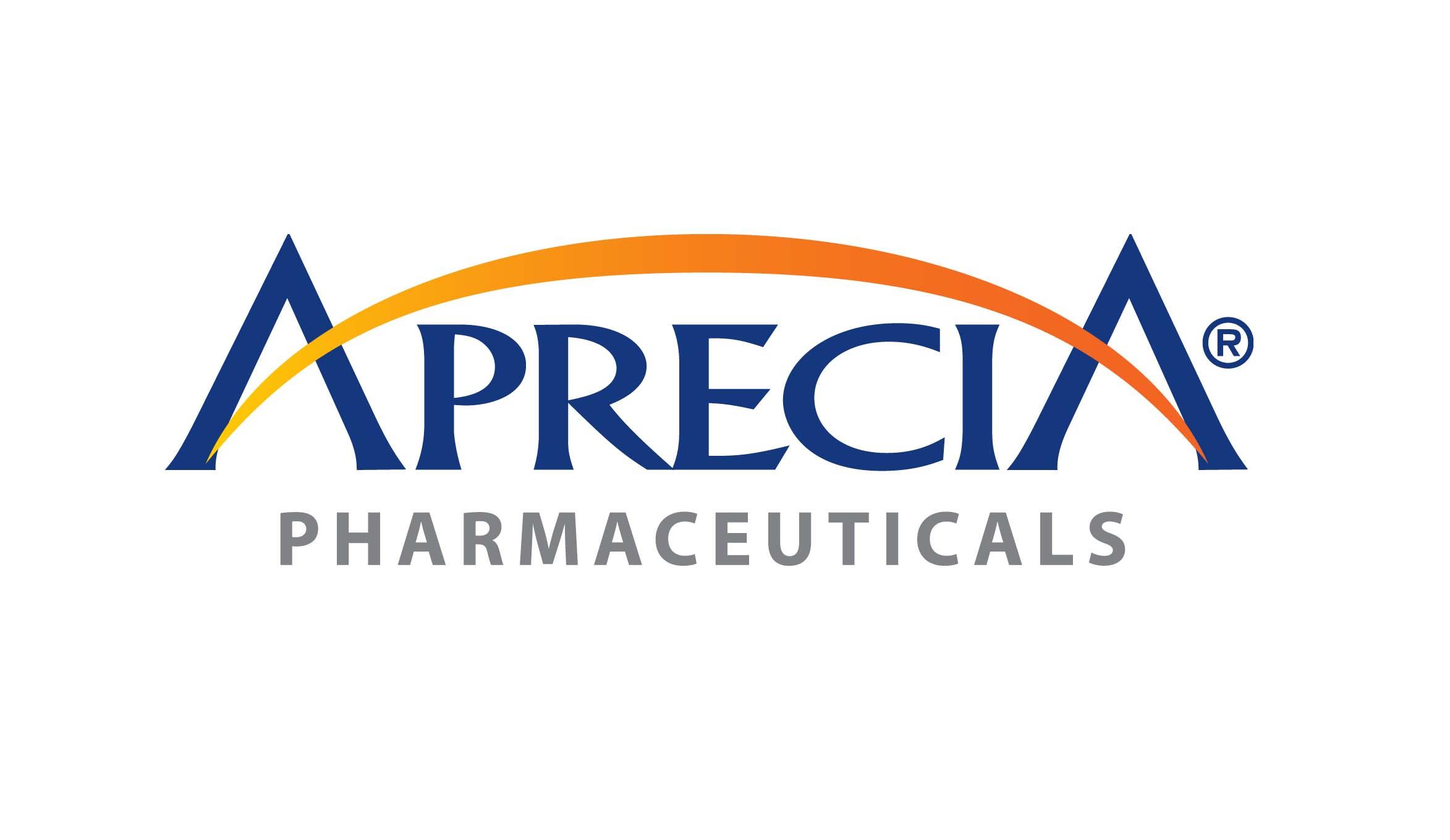 Aprecia Pharmaceuticals corporate logo