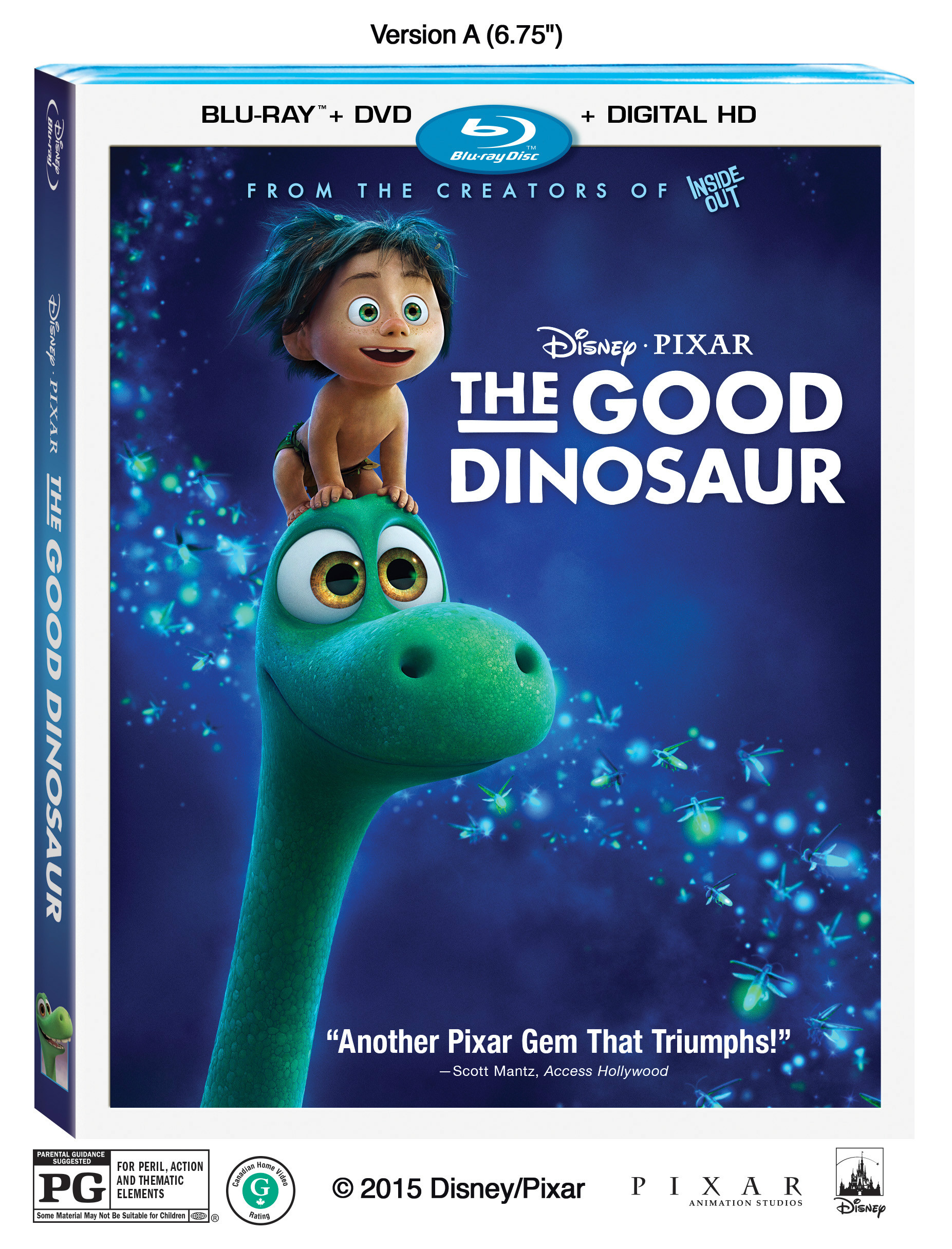 The Perfect Adventure for the Whole Family Stampedes Home On Blu-ray Combo Pack, Digital HD and Disney Movies Anywhere today!