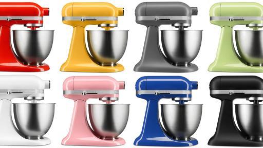 Kitchenaid Professional Mixer Colors new kitchenaid® stand mixer: small yet mighty