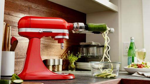 new kitchenaid stand mixer small yet mighty. Black Bedroom Furniture Sets. Home Design Ideas