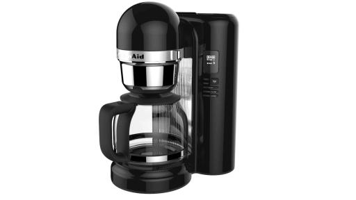KitchenAidR 12 Cup Coffee Maker With One Touch Brewing