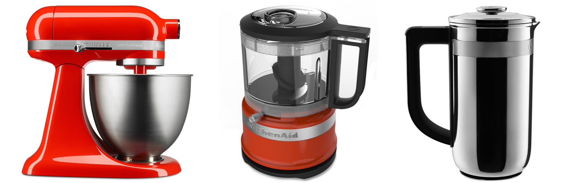 small gifts big performance small appliance gift ideas from kitchenaid