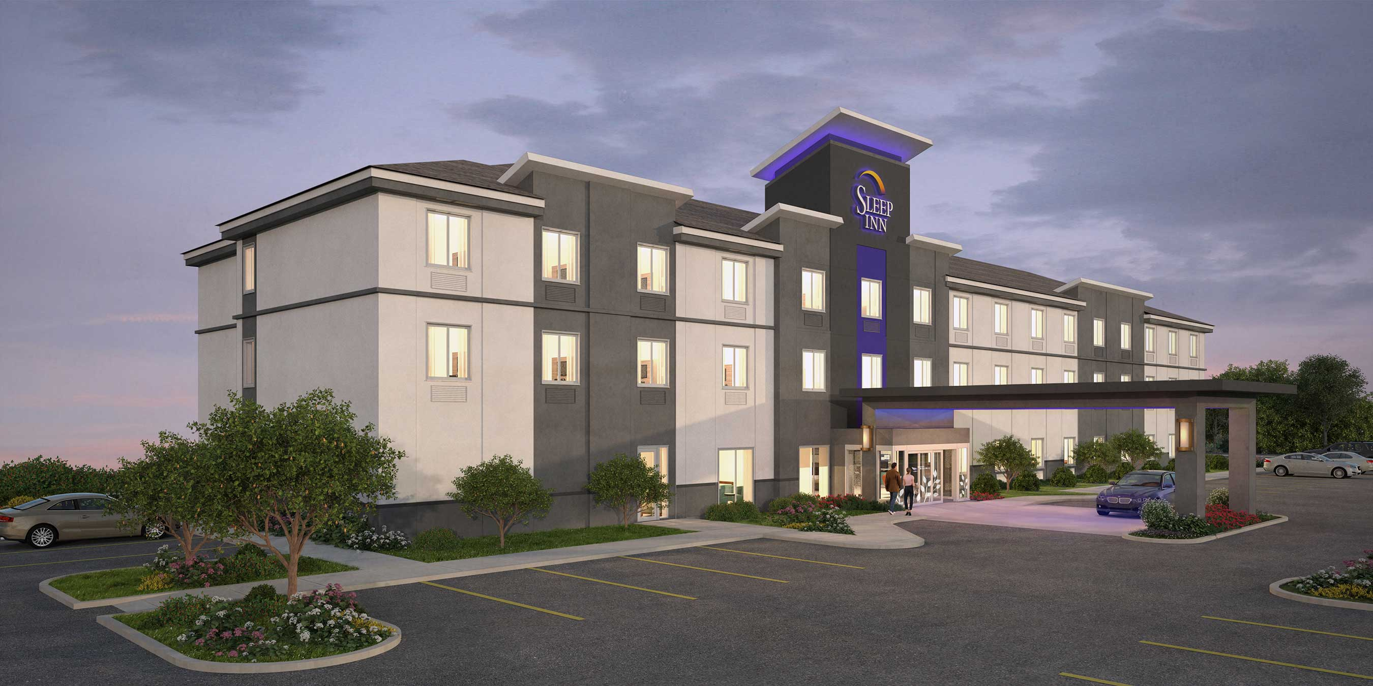 Sleep Inn Brand Unveils Prototype Evolution