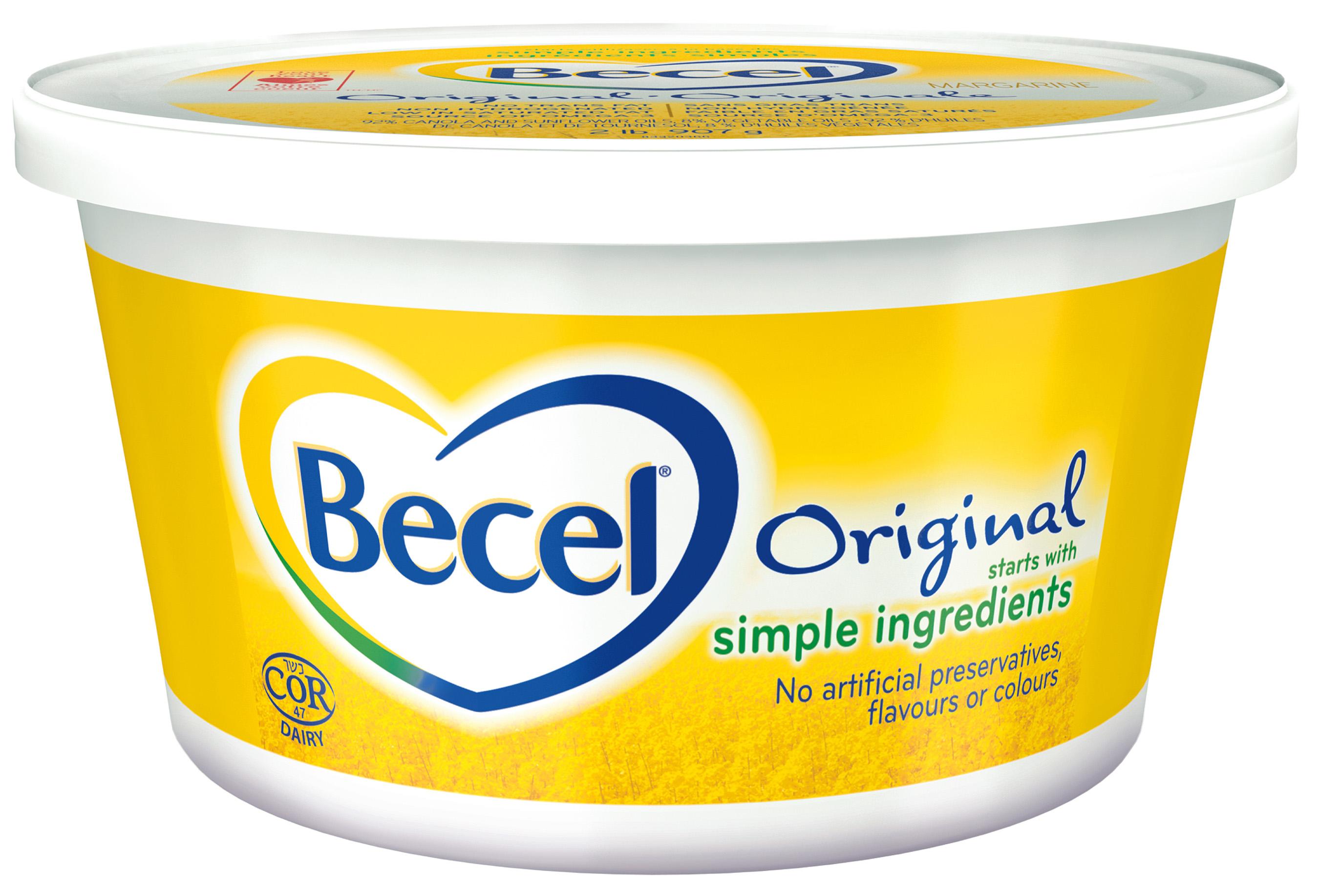 Margarine ingredients