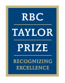 Charles Taylor Prize logo