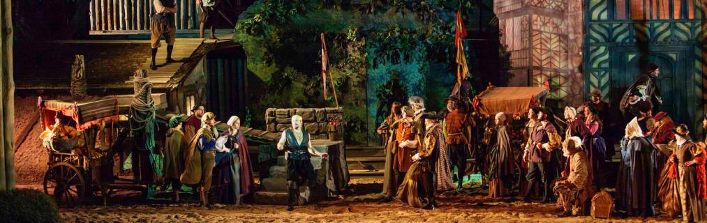 Join the lost colony this summer as we make history better for Outdoor drama