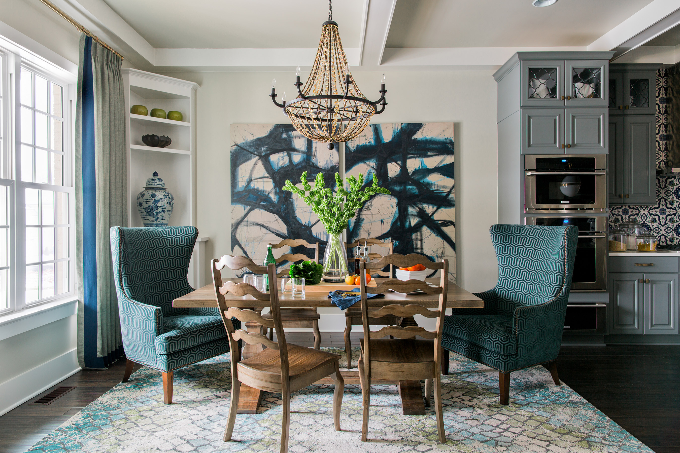 HGTV Smart Home 2016 Dining Room