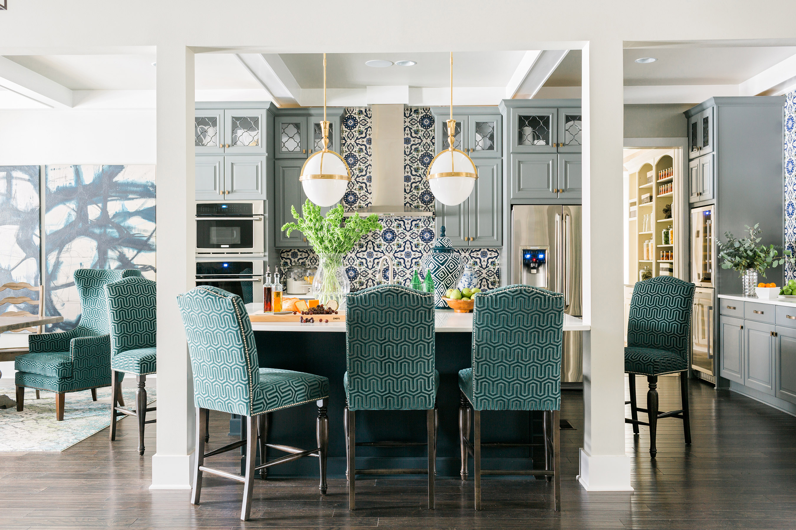 Hgtv launches virtual tour of hgtv smart home 2016 for Hgtv kitchens