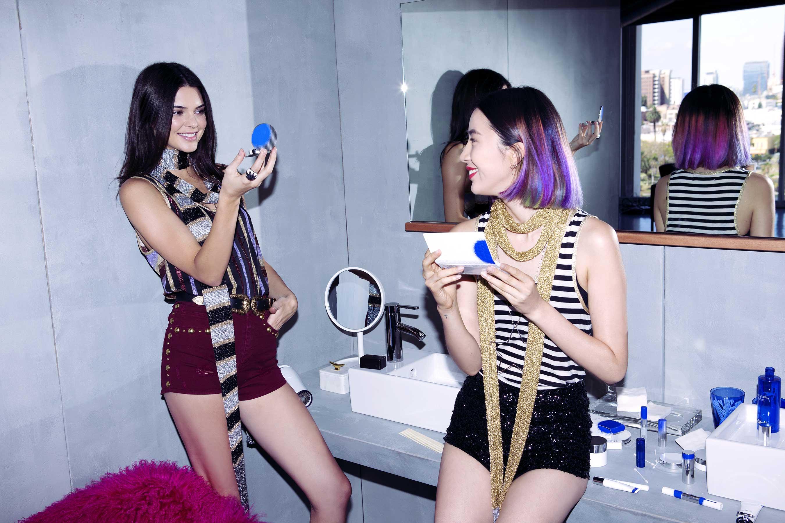 Kendall Jenner and Irene Kim, Guest Editors for The Estée Edit by Estée Lauder