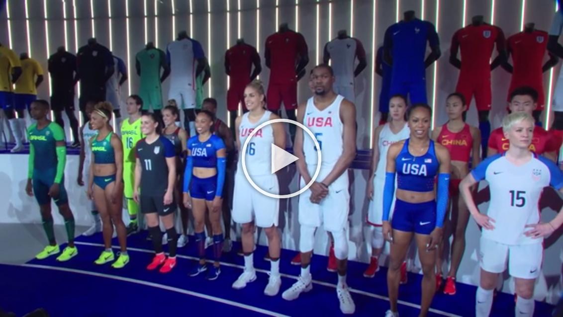 Nike Federation Kits 2016