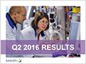 Sanofi Q2 2016 Earnings Results Presentation