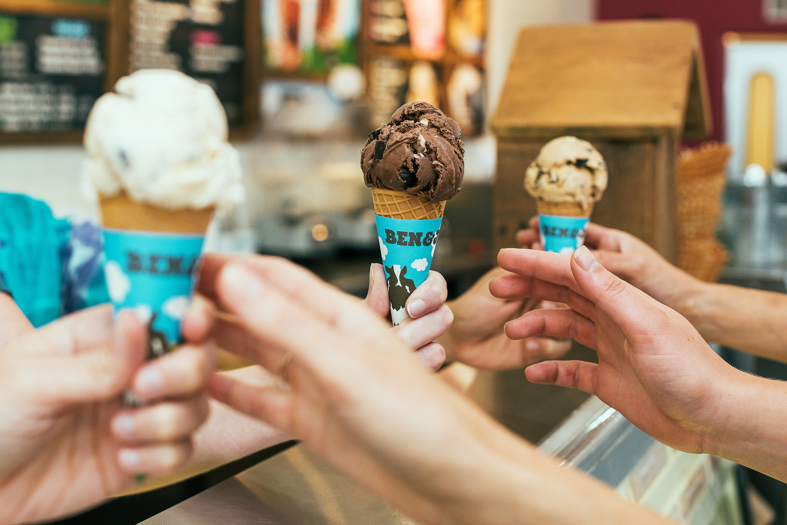 Free Cone Day is coming April 12th!