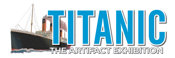 Titanic Artifact Exhibition logo