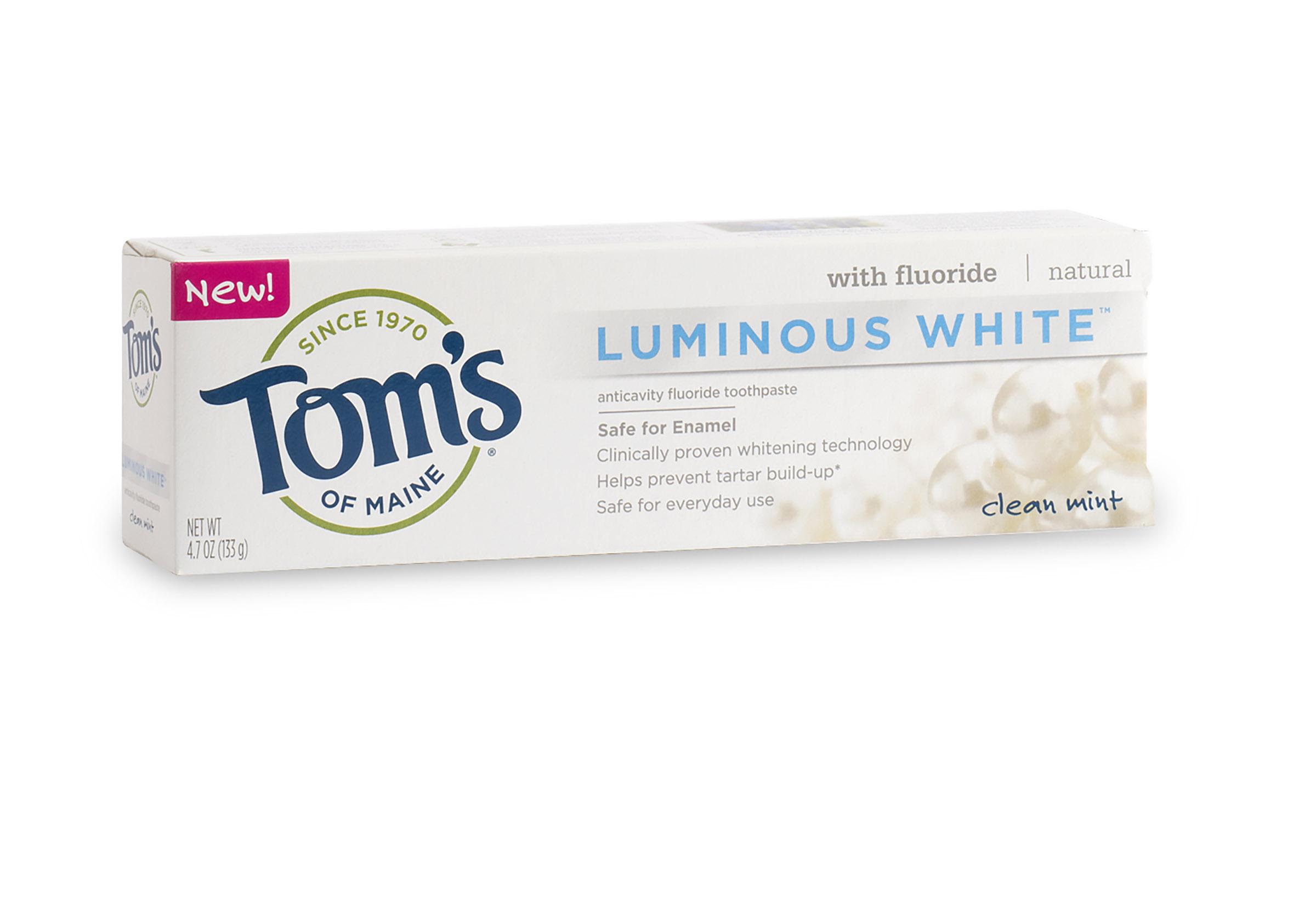 Luminous White™ Advanced Whitening Toothpaste