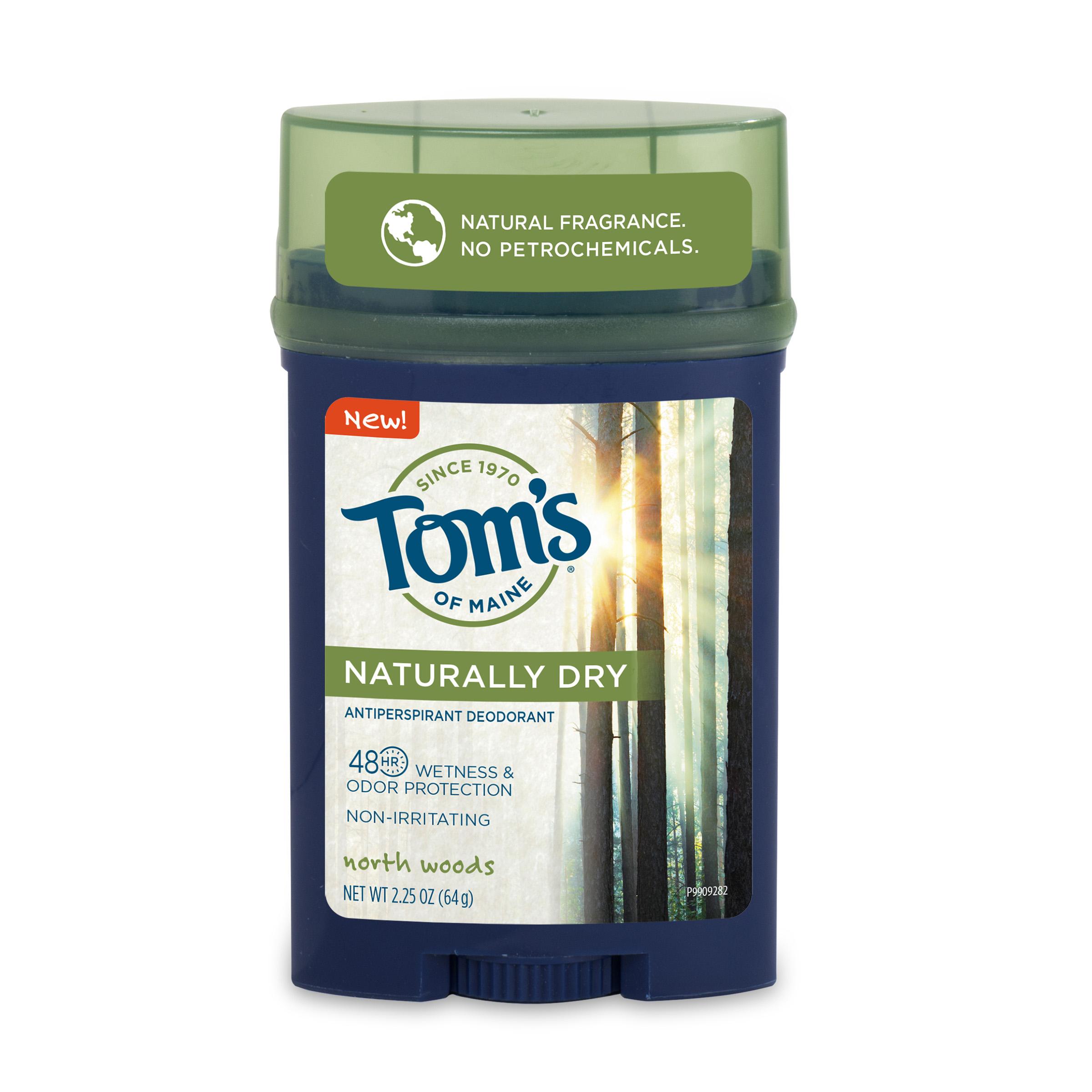 Men's Naturally Dry North Woods Antiperspirant