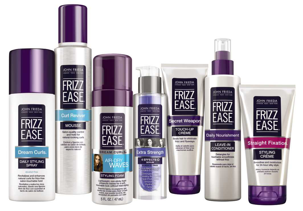 Shop discontinued John Frieda hair products. Ocean Waves, Beach Cream, styling, Cool Dip Shampoo. Free samples with all orders.