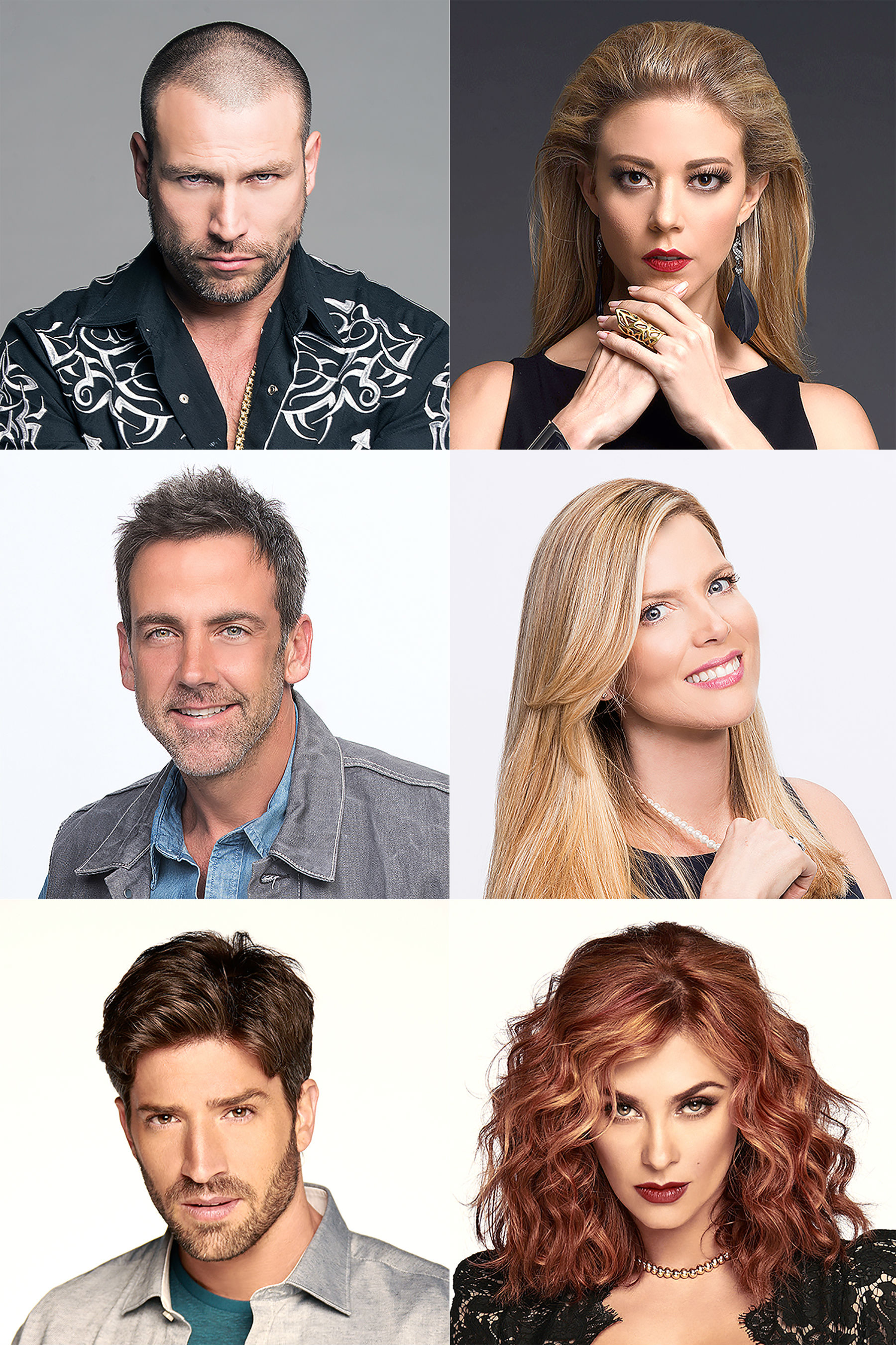 Rafael Amaya, Aracely Arambula, Fernanda Castillo, David Chocarro, Carlos Ponce And Maritza Rodriguez To Host