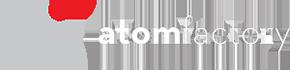 Atom Factory  logo