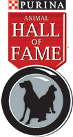 Purina Hall of Fame logo