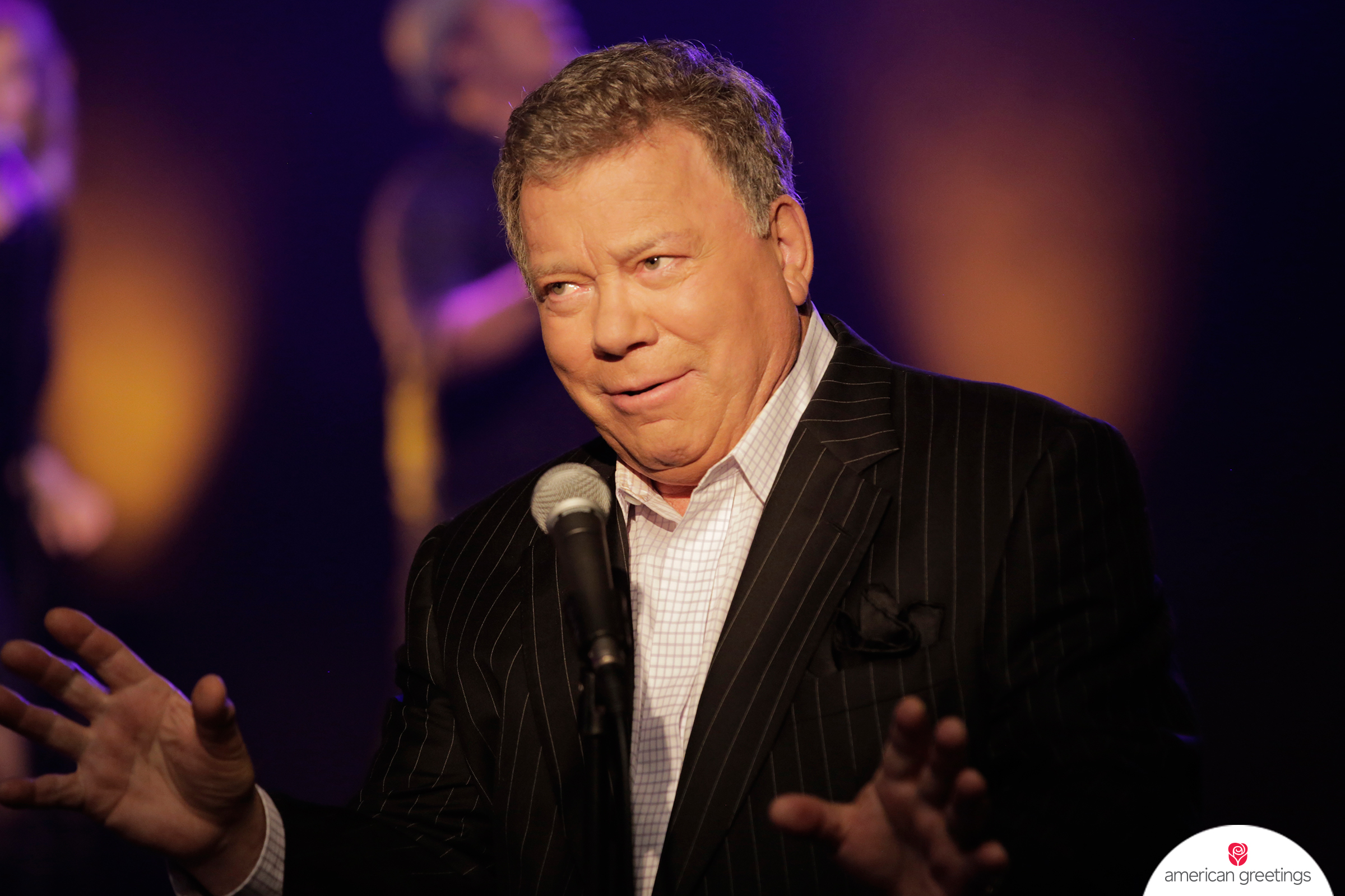 Sing Dance Celebrate And Shout With New William Shatner Video
