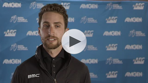 BMC Racing Team cyclist Taylor Phinney (USA) discusses how the Amgen Tour of California is attracting the world's best cyclists.