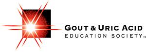 Gout & Uric Acid Education Society logo