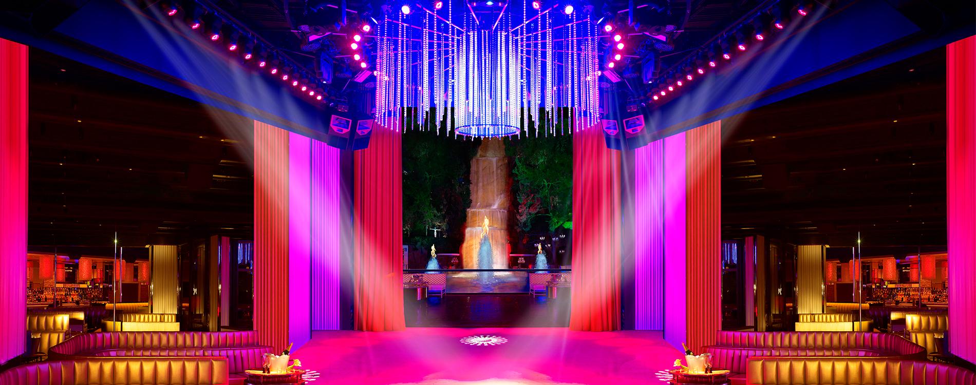 Wynn Las Vegas Elevates Nightlife Design With The Introduction Of Intrigue  Nightclub