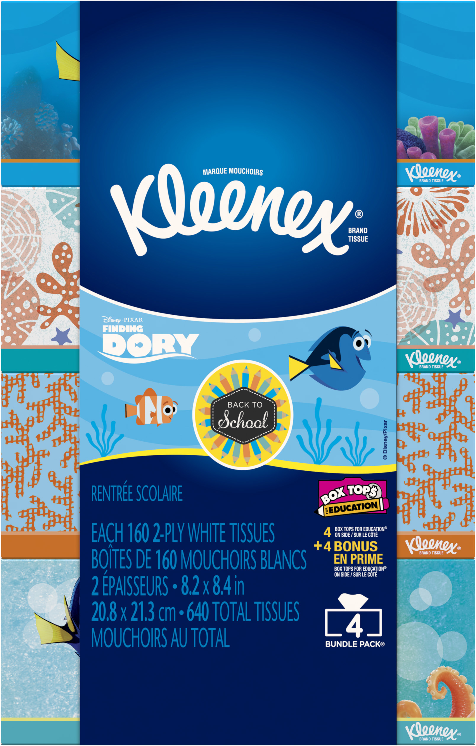 Kleenex® brand is challenging people to be more aware of overlooked, everyday opportunities to show that they care this back-to-school season and beyond.