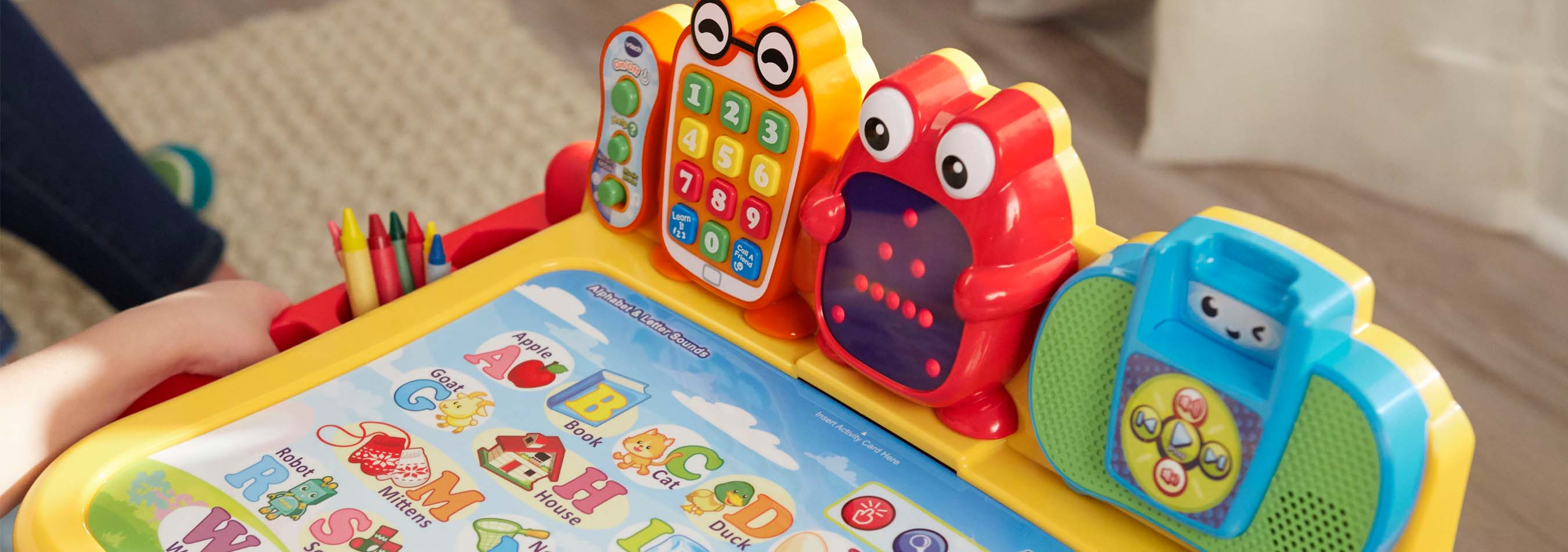 Vtech Alphabet Fun Desk Hostgarcia
