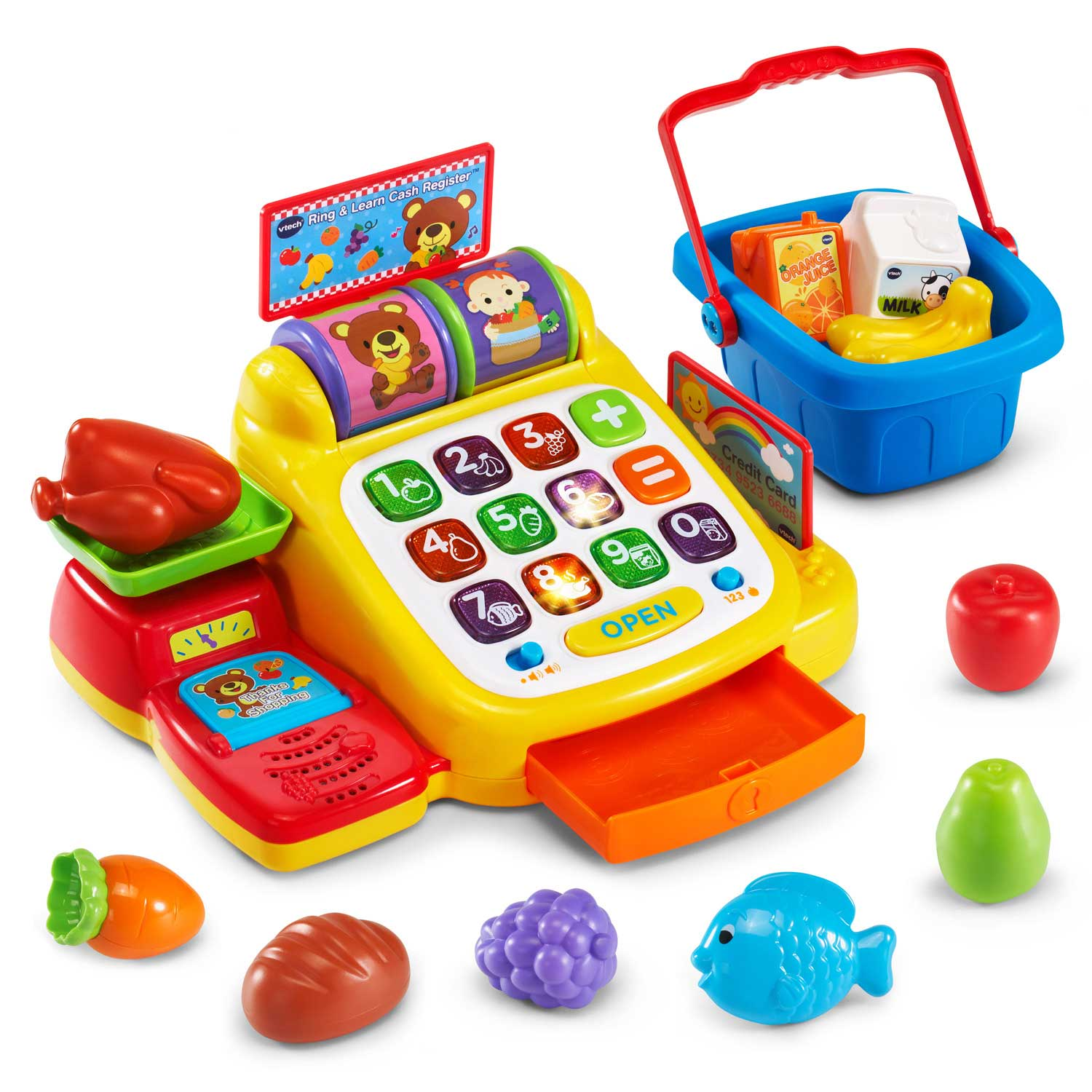 Vtech 174 Adds Exciting New Products To Award Winning Baby