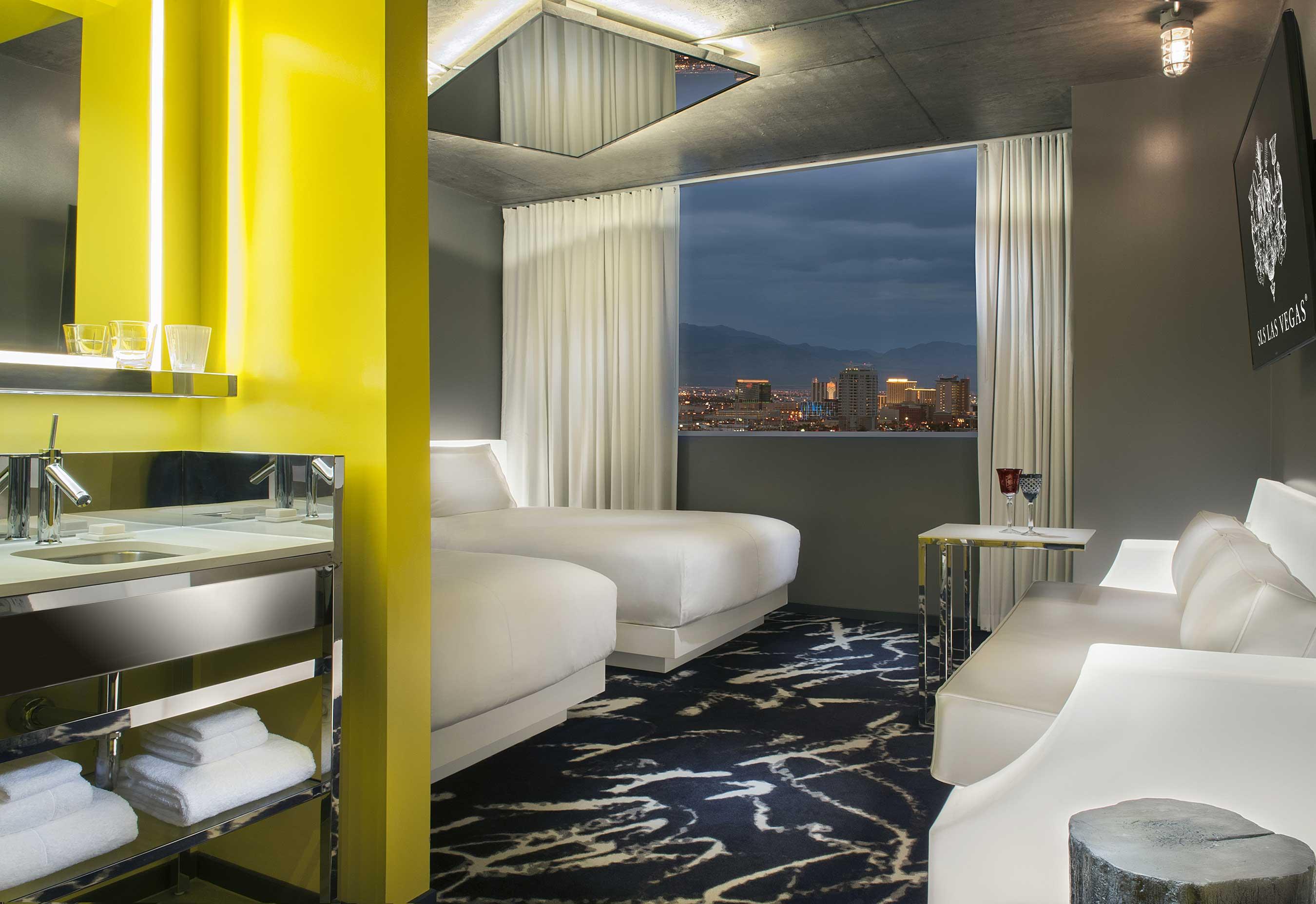 Sls Las Vegas Salon