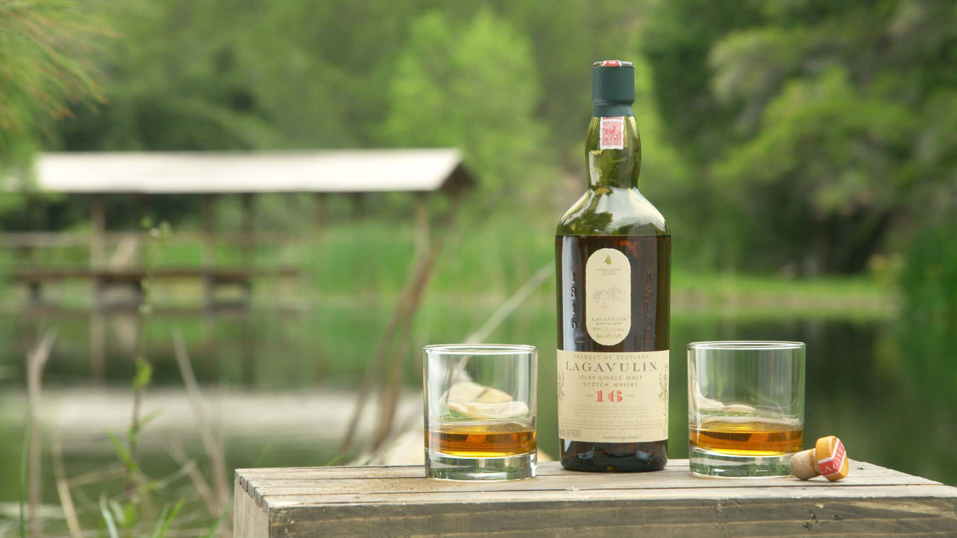 Lagavulin™ Single Malt Scotch Whisky Releases Father's Day Edition of My Tales of Whisky Series