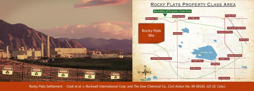 What Is A Class Action Lawsuit >> Did you own property near and downwind from the former Rocky Flats Nuclear Weapons Plant in ...