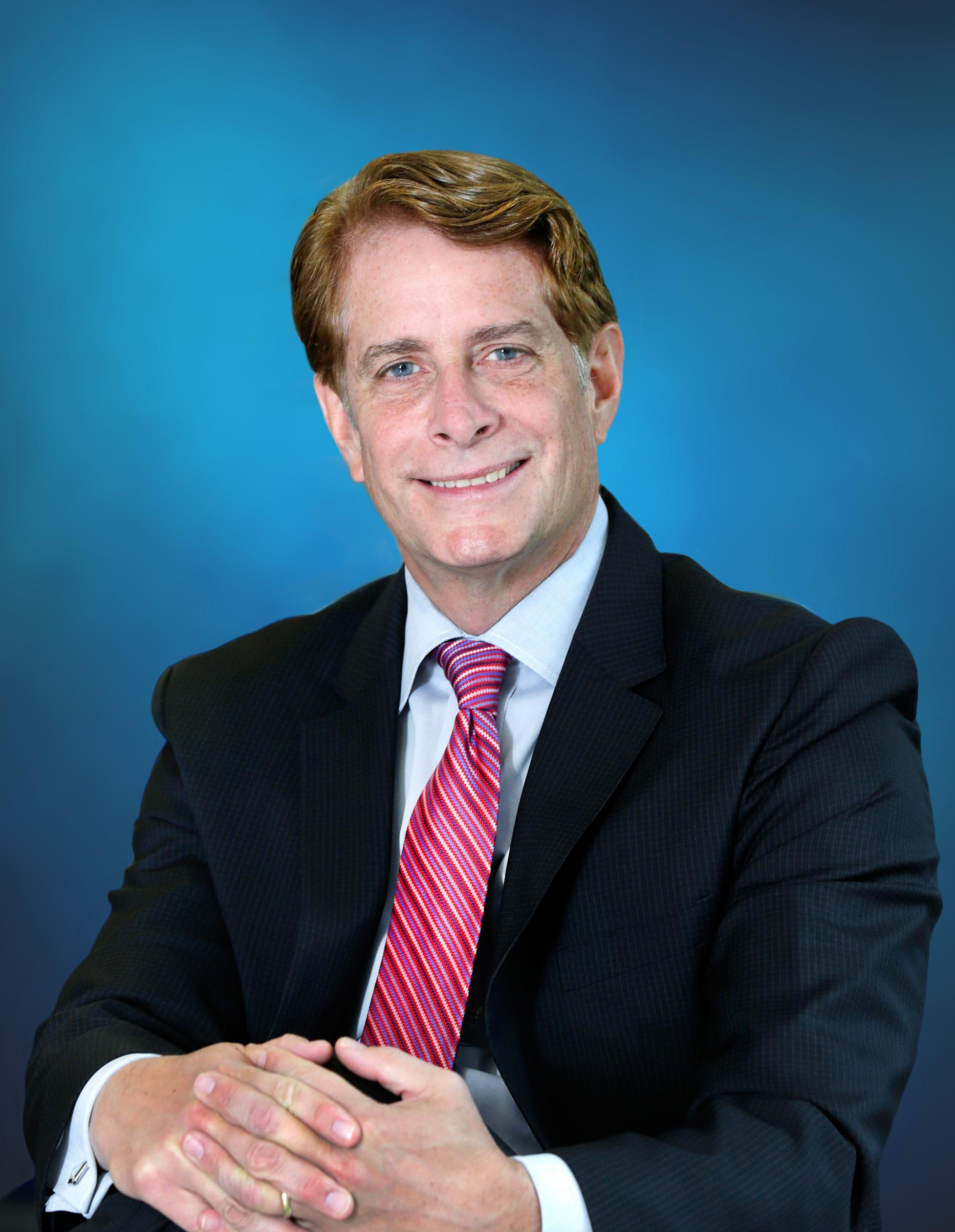 Robert C. Garrett, FACHE, co-CEO, Hackensack Meridian Health