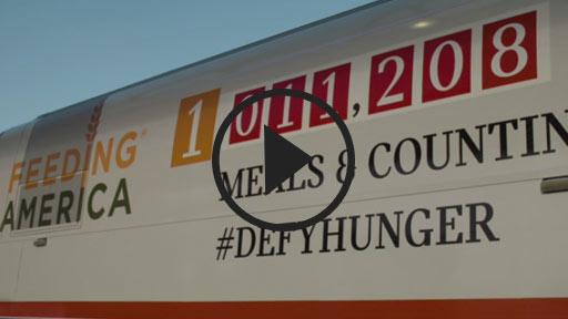 MINI & Feeding America:#DefyHunger