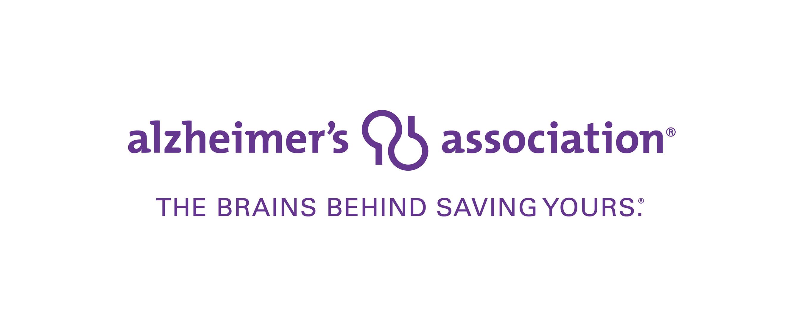 Alzheimer's Association® logo