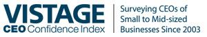 Vistage CEO Confidence Index logo