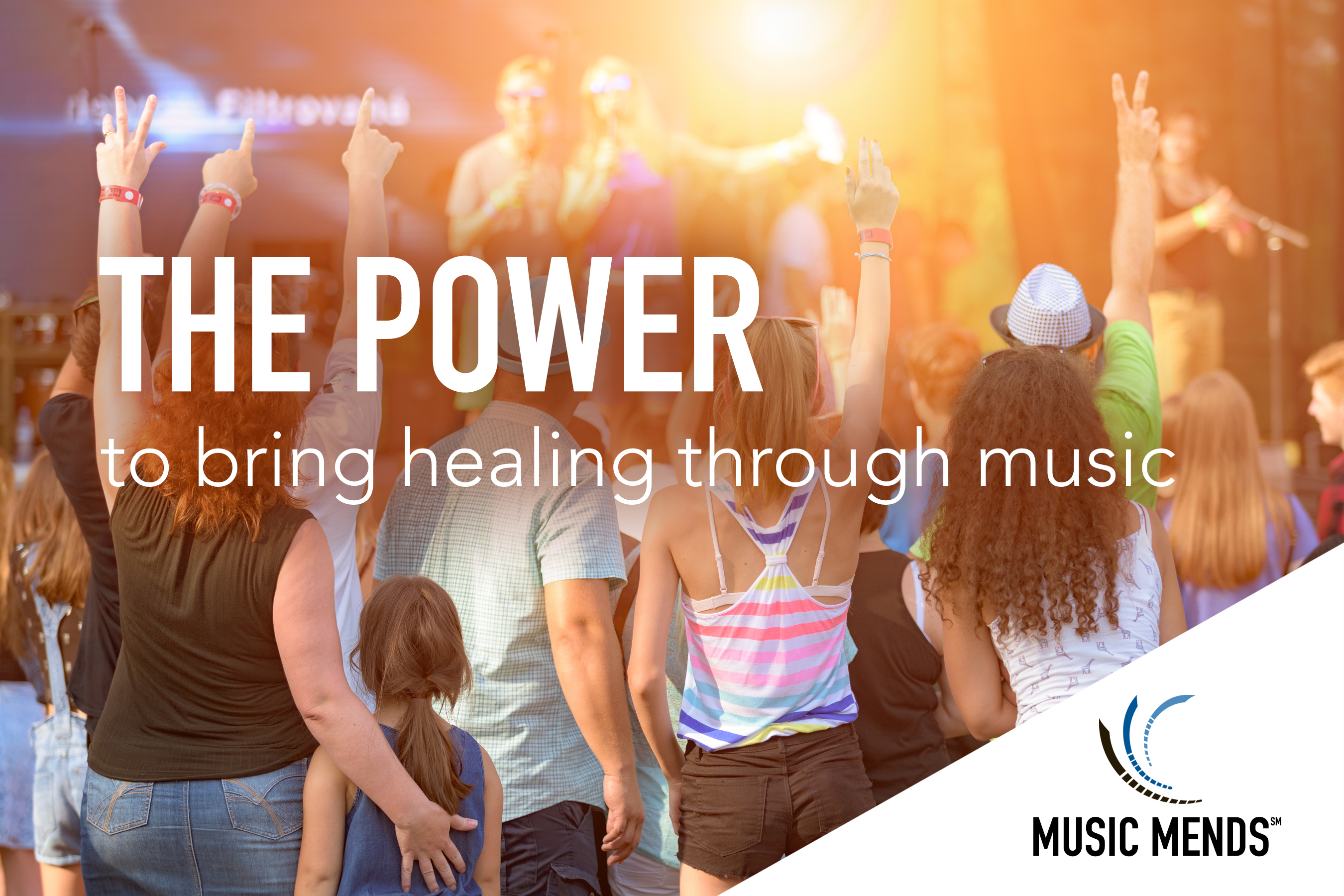 Music Mends provides peace of mind and allows musicians, managers, partners and affected communities to focus on what's important during a tragic event – family, friends and loved ones