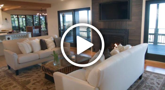 Blog Cabin 2016 90-second Interior Tour