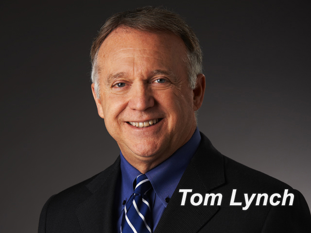 Tom Lynch, Chairman & CEO