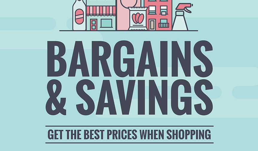 Bargains & Savings
