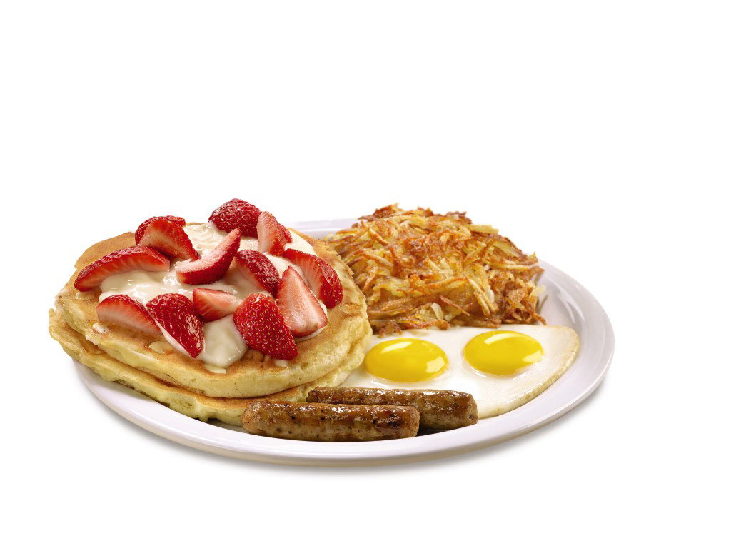 One of Four New Delicious Limited-Time Signature Builds at Denny's