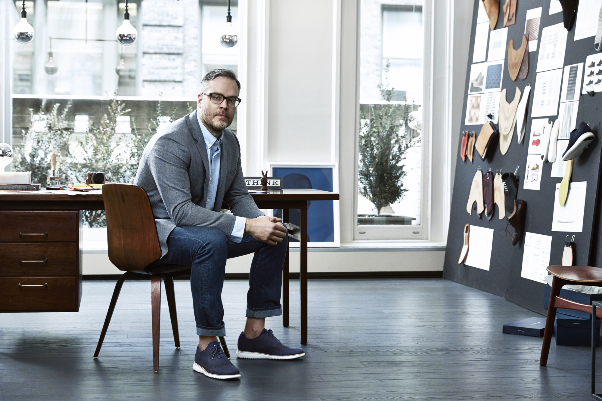 Cole Haan Fall 2016 – 2.ZERØGRAND Feel the Future Campaign™ – Scott Patt (Cole Haan)